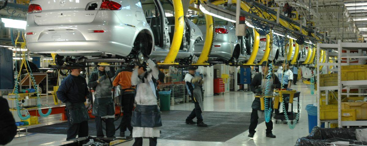 Empresas automotrices